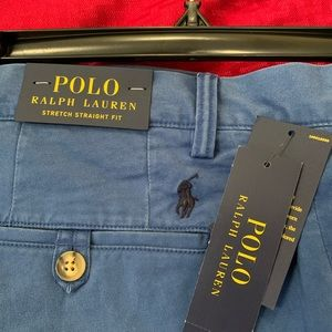 Polo Blue Chinos stretch straight fit